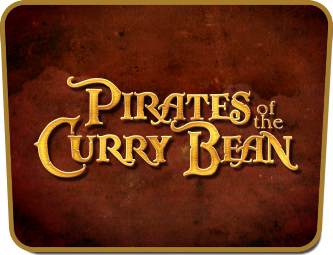 Image result for pirate of the curry bean